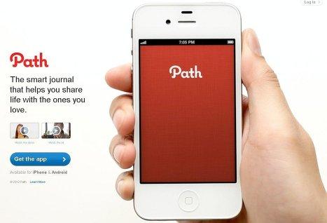 Приложение соцсети Path тайно передает данные из смартфона в интернет