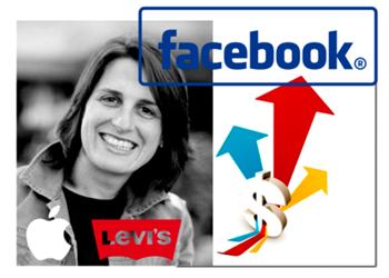 Facebook работает над усилением имиджа своего бренда