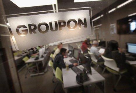 Чистый убыток Groupon снизился в 2011 году на 23%, до $350,8 млн