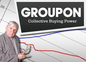 Groupon разочаровал акционеров по итогам первого квартала после IPO