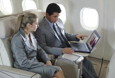 Пассажиры KLM могут выбирать попутчика на основе профиля в соцсетях