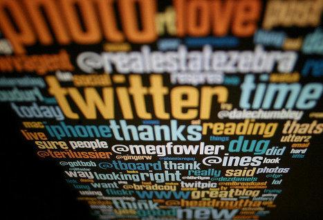 Россия оказалась на 20-м месте в мире по числу пользователей Twitter