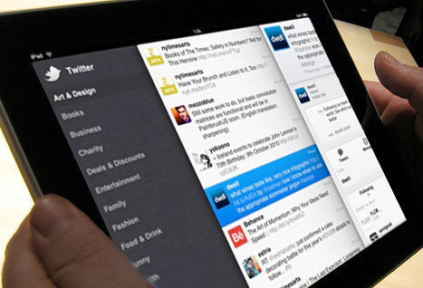 Приложения для Twitter будут предупреждать о передаче списка контактов