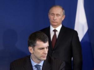 Пользователи «ВКонтакте» отправили Путина и Прохорова во второй тур