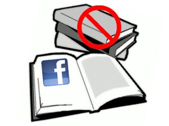 Facebook монополизировал право на использование слов «книга» и «лицо»