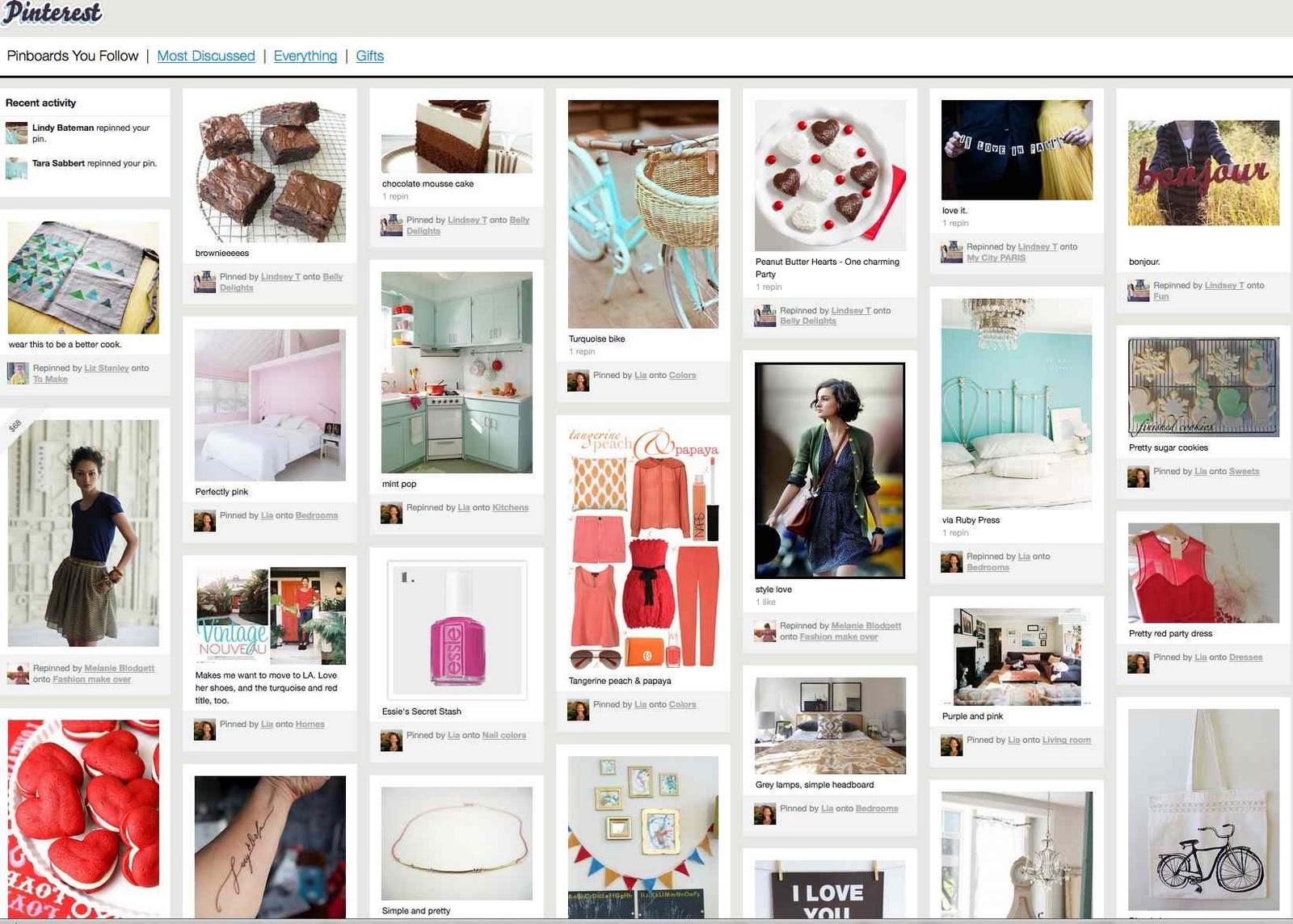Pinterest вошел в топ-3 соцсетей США по количеству пользователей
