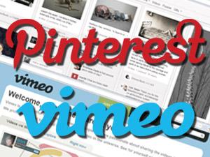 Pinterest «приколол» видео Vimeo