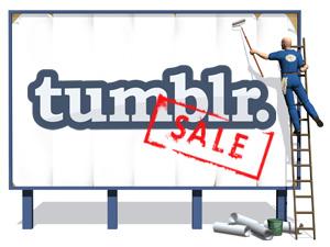 Tumblr планирует начать продажу рекламных блоков