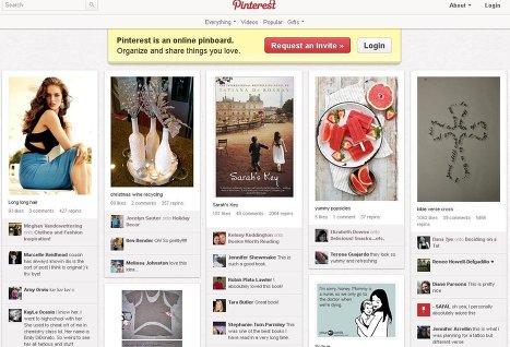 Соцсеть Pinterest планирует русифицировать интерфейс
