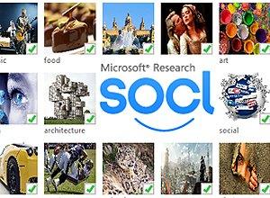 В Microsoft запустили свою социальную сеть So.cl