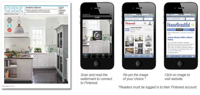 Digimarc и Pinterest изобрели замену QR-кодам