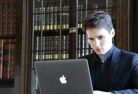 Дуров удалил запись в своем Twitter, оставленную взломщиком