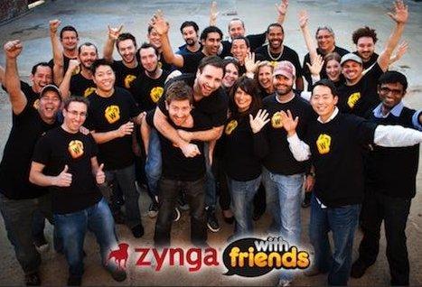 Zynga запускает соцсеть для объединения игроков