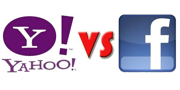 Yahoo и Facebook готовы отозвать взаимные иски