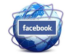Исследование: более пятой части всего Интернета связана с Facebook