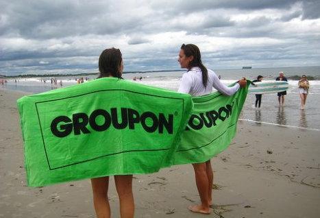 Акции Groupon упали до рекордно низкого уровня на торгах Nasdaq