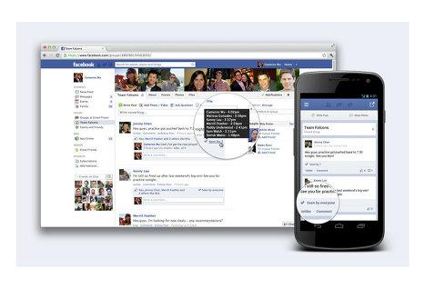 Участники групп на Facebook увидят список читателей своих публикаций