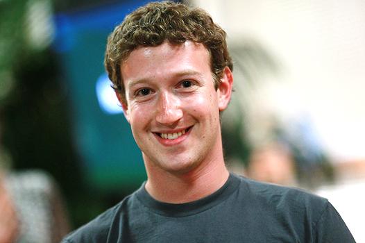 Марк Цукерберг зарегистрировал патент, заявленный 6 лет назад