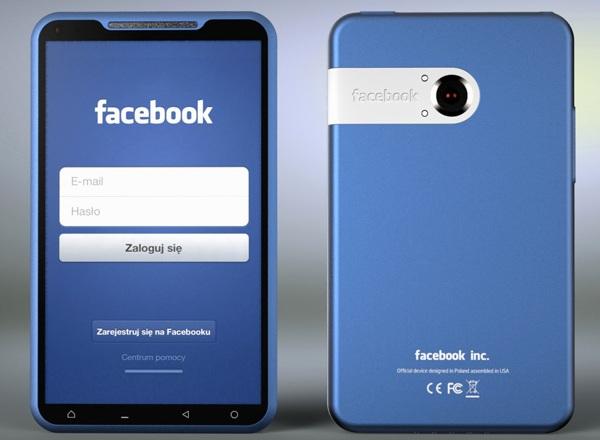 Facebook не собирается выпускать свой телефон, инвесторы разочарованы