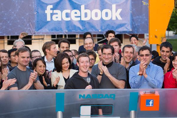 Акции Facebook упали на 14%