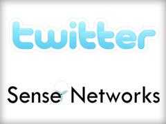 Twitter может приобрести геолокационный стартап Sense Networks