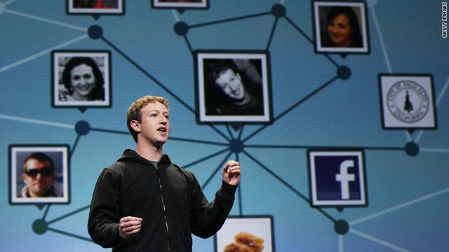 Марк Грабовский, ушедший из Yahoo!, теперь работает с Facebook