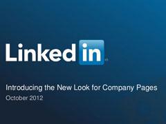LinkedIn обновил 2 млн. страниц компаний и запустил новые функции