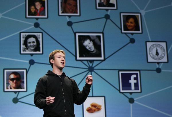 Данные пользователей Facebook будут использованы для рекламы вне соцсети