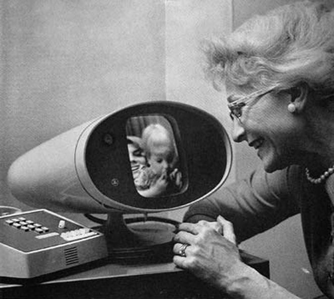 Социальные сети прошлого столетия