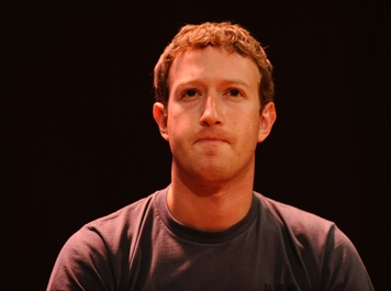 Частное фото Цукерберга просочилось в Сеть через Facebook