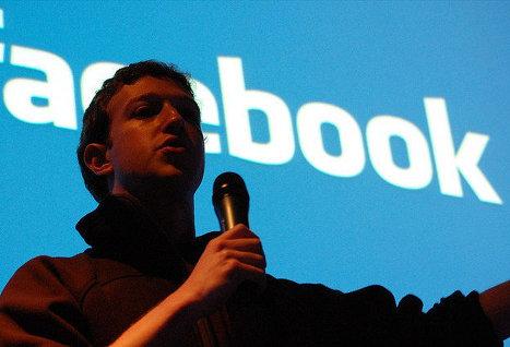 Facebook предлагает отправить личное сообщение Цукербергу за $100