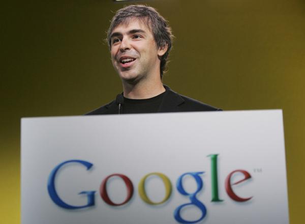 Генеральный директор Google не переживает из-за социального поиска от Facebook