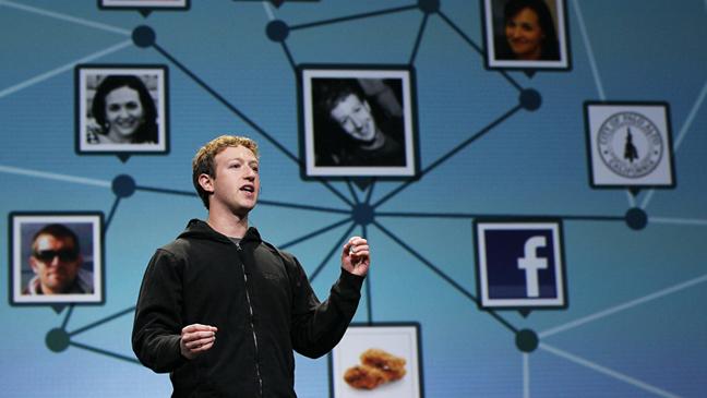 Команда крупнейшей в мире соцсети Facebook работает над запуском хэштегов