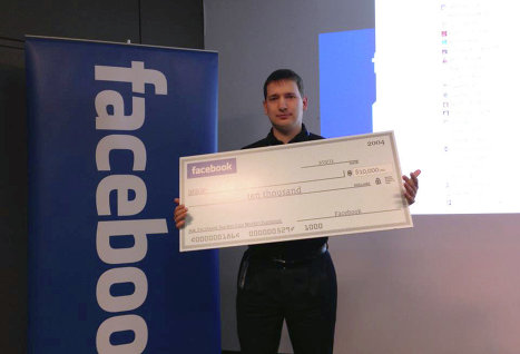 Facebook Hacker Cup в третий раз выигрывает представитель России