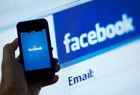 Вредоносная программа крадет данные учетных записей в Facebook