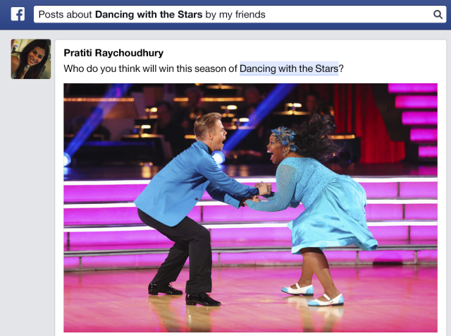 Facebook начал тестирование Graph Search
