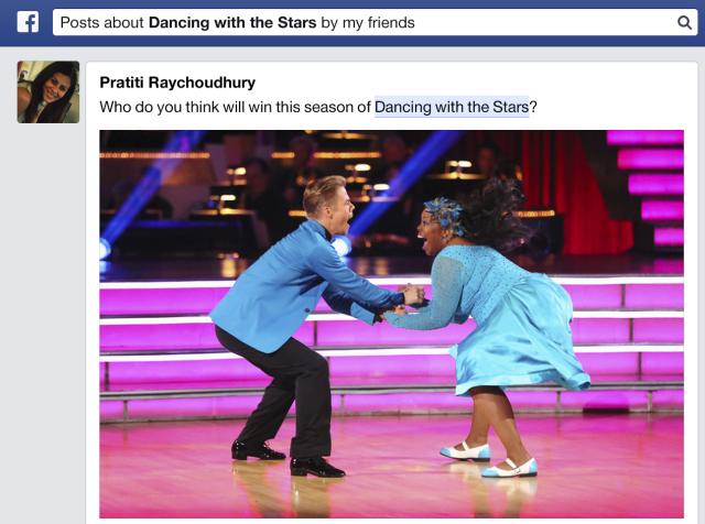 Инженер команды поиска Facebook рассказал о работе новой функции Facebook Graph Search
