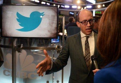 Акции Twitter упали ниже $40