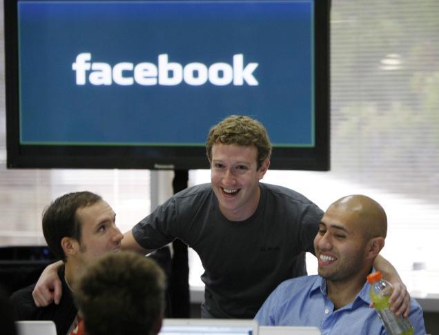 FbStart Moscow организована Facebook с целью развития ведущих стартапов и венчурных компаний в России