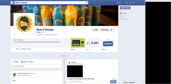 Facebook представляет возможность оценки брендов