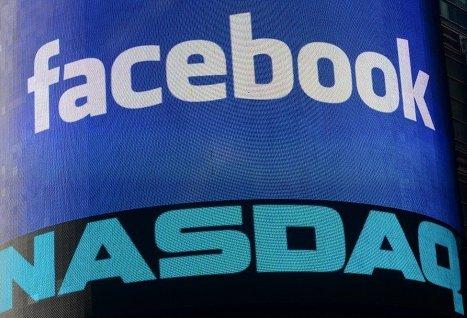 Акции Facebook выросли на 4%