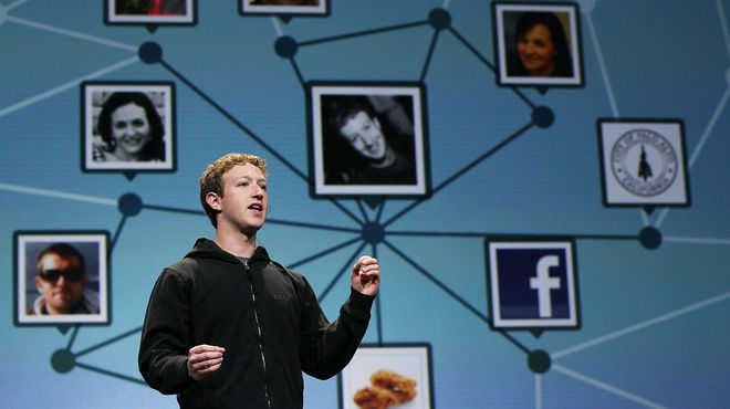 CTR рекламы на Facebook в регионе Латинская Америка превышает 60%