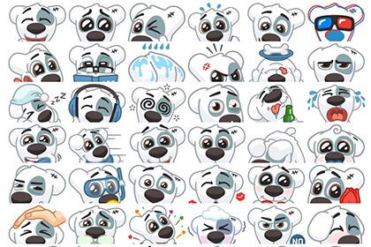 Во «ВКонтакте» появятся наборы стикеров