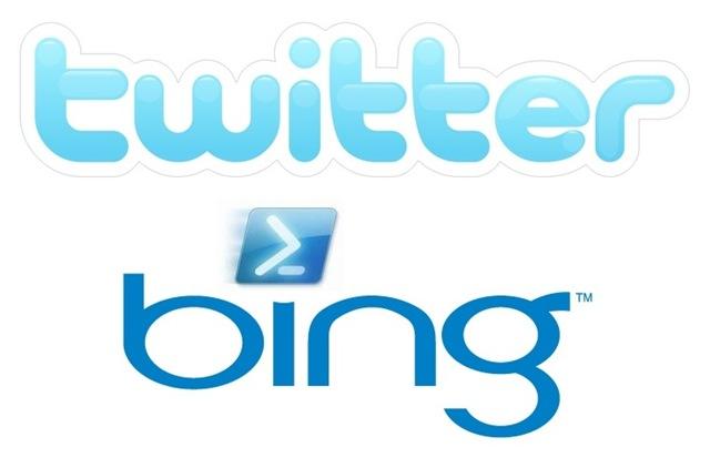 В Bing стал доступен еще более удобный и углубленный поиск твитов, Twitter-аккаунтов пользователей