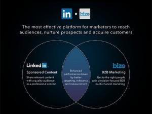 LinkedIn приобретает Bizo, специализирующийся на аналитике и таргетинге в рекламе