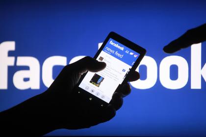 Приложение, позволяющее изменить цвет страницы в Facebook, оказалось вредоносным