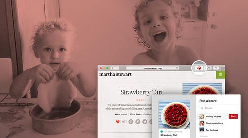 Pinterest объявил о запуске упрощённого процесса сохранения интернет-контента в социальной сети