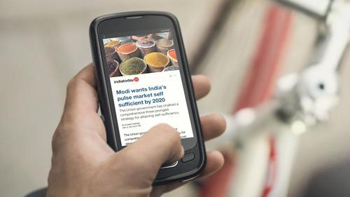 Facebook объявил, что теперь «мгновенные статьи» новостных изданий будут доступны всем пользователям Android-устройств