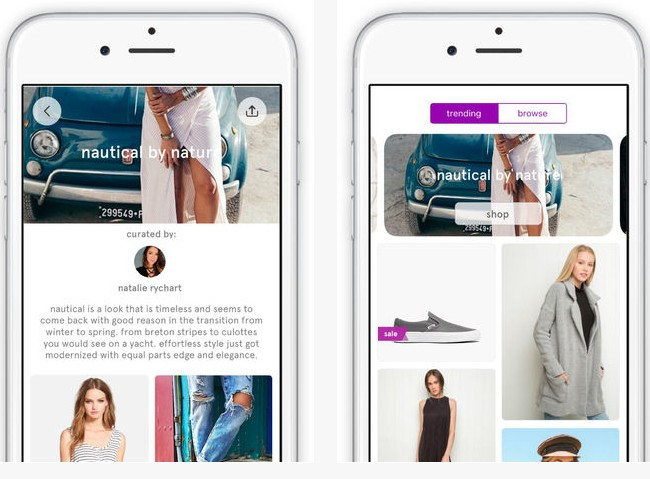 Pinterest анонсировал приобретение команды разработчиков приложения tote