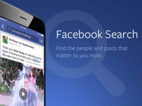 Ежедневно пользователи Facebook совершают более 2 млрд поисков по 2,5 трлн публикаций в соцсети